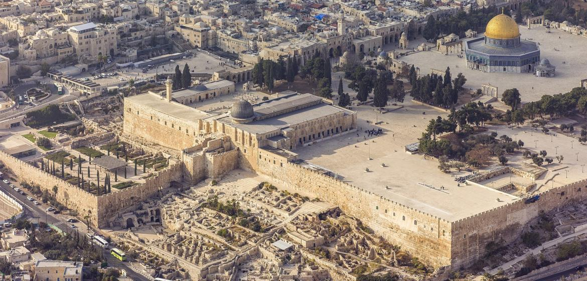 Temple Mount: Control and not Sovereignty | dis:orient