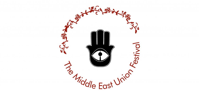 Logo des Festivals in Berlin. Bild: Middle East Union Festival