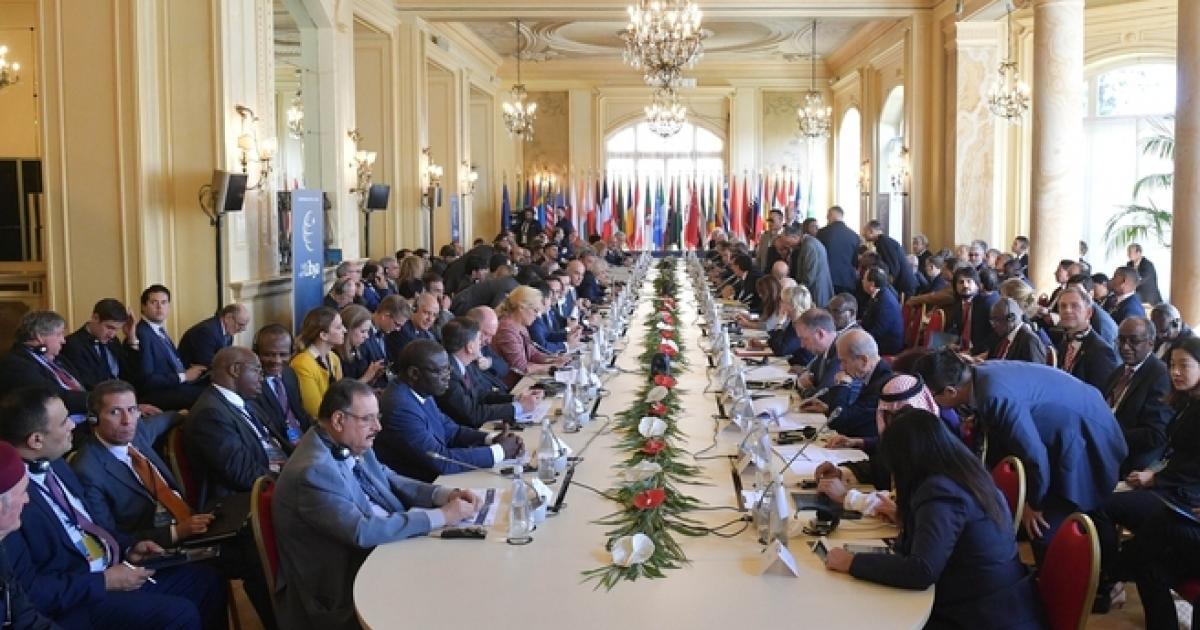 Libyen Konferenz
